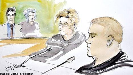 Örebro rapist sentenced to 12 years in prison