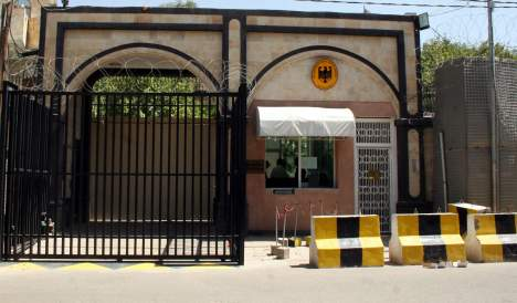 Germany closes embassy in Yemen
