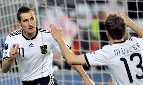 Klose signs with Lazio