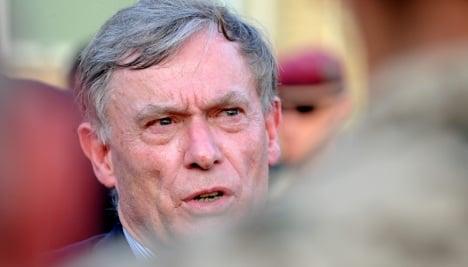 Ex-President Köhler settles score over shock resignation