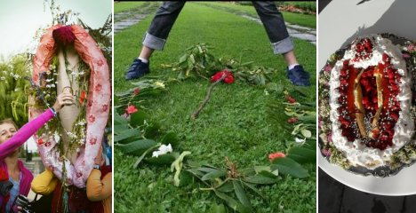 Swedish feminists push for Midsummer 'mayhole' revolution