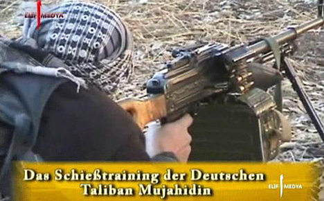 Terror suspect extradited from Austria