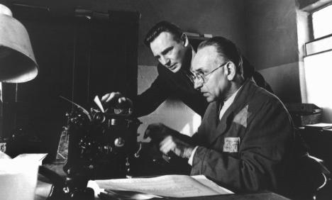 Typist of Schindler's list dies