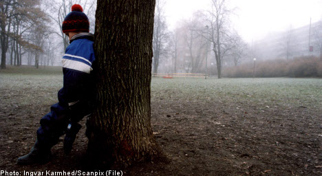 Sweden 'failing' in fight against child poverty
