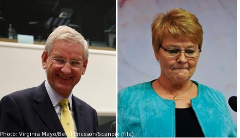 Carl Bildt voted 'funniest' Swedish politician