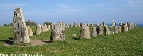New battle erupts over 'Sweden's Stonehenge'