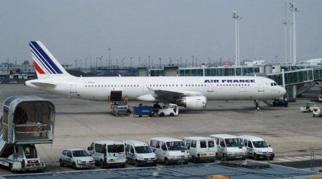 Air France set for holiday season strike