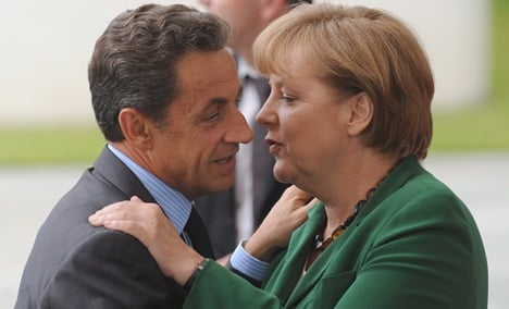 Germany, France break euro bailout deadlock