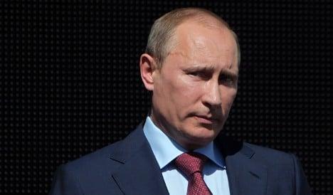 Russian envoy slams retraction of Putin's prize