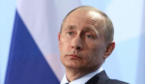Quadriga withdraws award for Putin