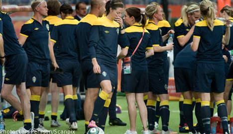 'Leggy' Swedes have no advantage: coach