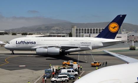 Lufthansa sees major profit increase