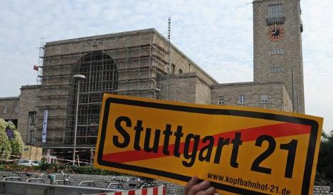 Stuttgart 21 arbitration ends in acrimony