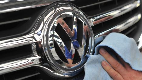 VW shares tank despite stellar earnings
