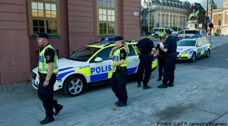 Stockholm security hiked after Norway attacks