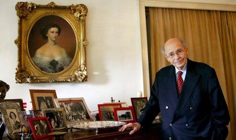 Otto von Habsburg, heir to Austria's last emperor, dies at 98