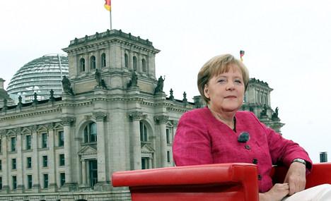 Merkel defends handling of eurozone crisis