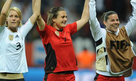 Germany beats Nigeria, heads to quarter-finals