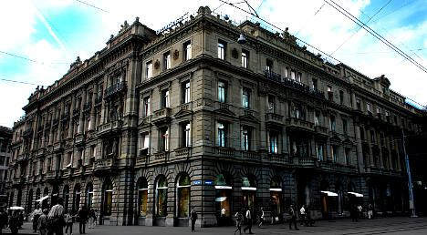 US justice opens probe against Credit Suisse