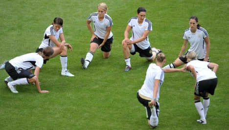 Germany face soccer showdown with Japan