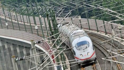 Deutsche Bahn signs renewable energy deal with RWE