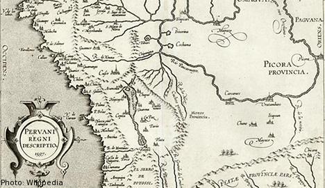 Swedish librarians find stolen atlas in New York