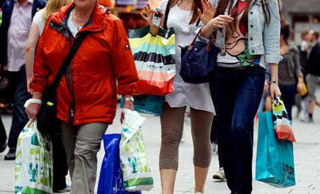 Consumer sentiment falls amid Greece crisis