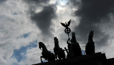 Betraying Berlin