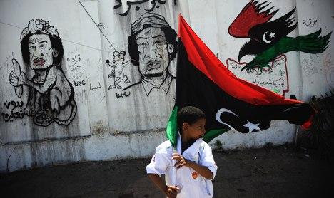 Germany offers to loan Libyan rebels €100 mln