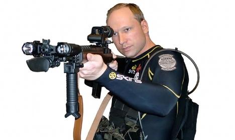 Norway killer considered Merkel a target