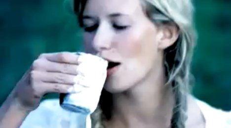 Heidi ad shot in New Zealand angers Swiss