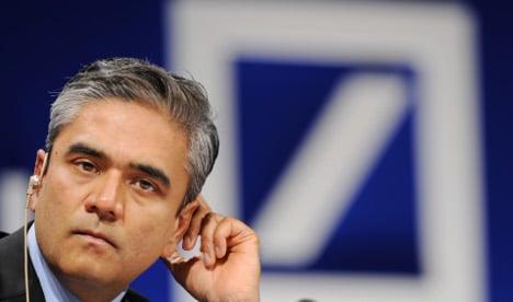 Indian exec touted as next Deutsche Bank boss