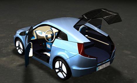 Munich university prepares to unveil affordable electric car