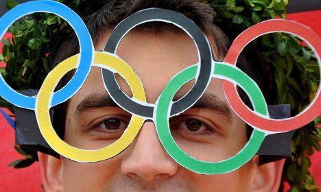 Merkel pressing Olympic bid with letter, Africa visit