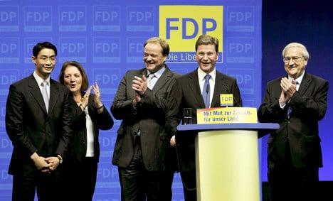 FDP wallows at record low despite shakeup