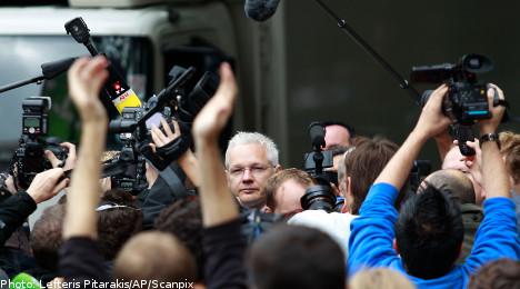Sweden slams Assange team over appeal