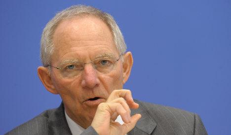 Euro bailouts push up German debt