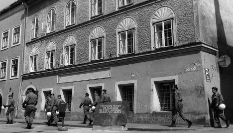 Hitler's birthplace revokes dictator's citizenship
