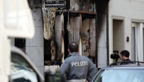 Police probe neo-Nazi link to Roma arson attack