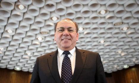 Former Bundesbank boss Weber to lead UBS
