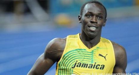 Bolt to pocket millions for Stockholm gala sprint