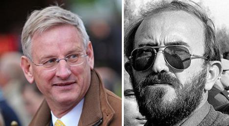 Bildt praises Serbia after Hadzic arrest