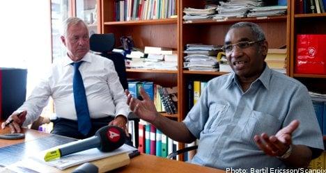 Sweden releases Rwanda genocide suspect