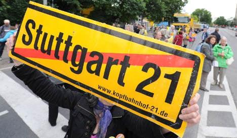Internal documents suggest Bahn hid true costs of Stuttgart 21