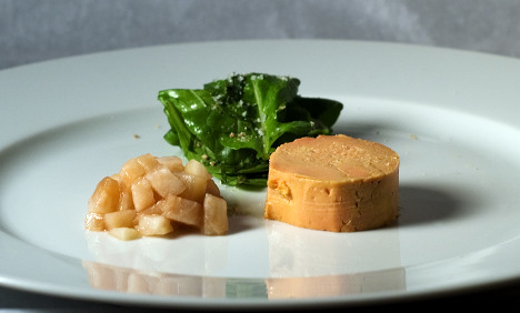 Cologne food fair foie gras snub angers French officials