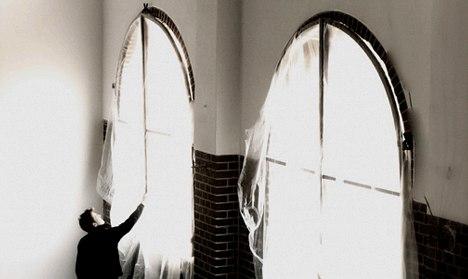 Expat-run studio marries cinema, painting and video in Berlin