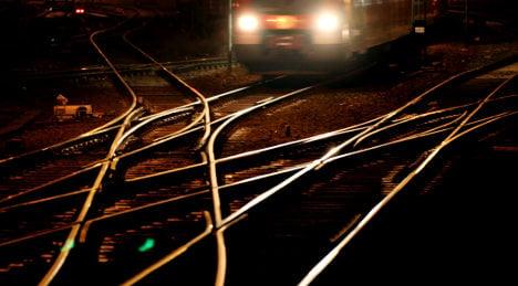 Train driver sues parents of suicide victim