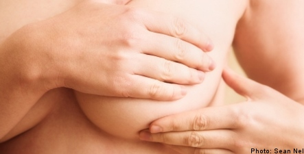 Another Swede's breast removed in vain