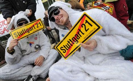 Stuttgart 21 compromise put forward