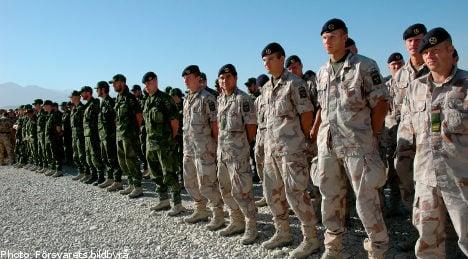 Afghan war disinterest benefits military: expert